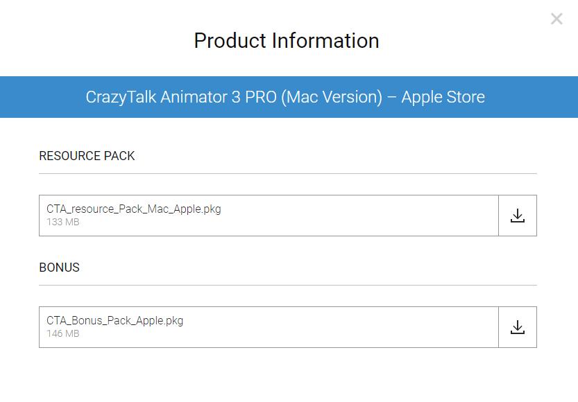 How do CTA3 Mac App Store users get the bonus content?