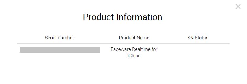 serial number download